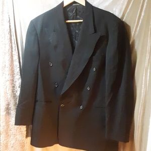 Cerruti 1881 Double Breasted Blazer Made in Italy